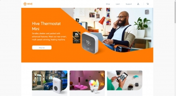Hive | A British Gas Innovation | Start Your Connected Home
