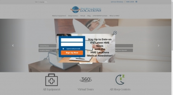 Home - Medical Equipment Locations