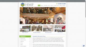 Hampshire Mezzanine Floors
