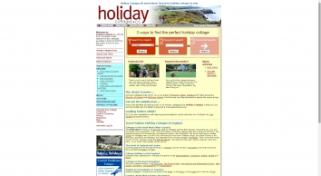Holiday Cottages in England, Scotland, Wales, Ireland - Rent UK cottages direct from the owner