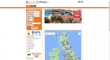 Holiday Cottages | Self Catering holidays in England, Scotland and Wales