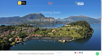 Holiday Property Solutions, Menaggio