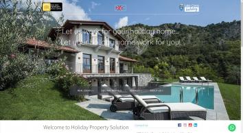 Holiday Property Solutions, Menaggio