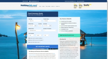 Travel Insurance for over 75 and 80