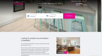 Home Accommodation, Sheffield