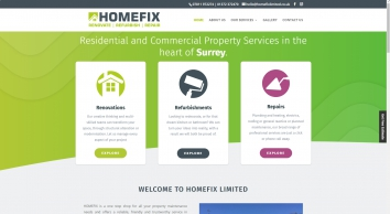 Homefix - a commitment to quality, service and customer care | Homefix  - a commitment to quality, service and customer care