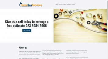 Home Gas Services Ltd