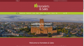 Homelets & Sales - Liverpool