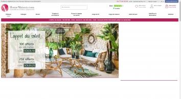 Rideaux : HomeMaison : specialiste rideaux, voilages, stores et coussins pour la maison