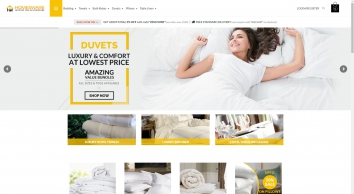 Wholesale Towels, Duvets  Pillows on Sale | Homesware