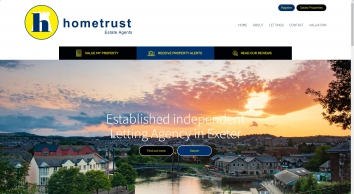 Hometrust, Exeter - Sales