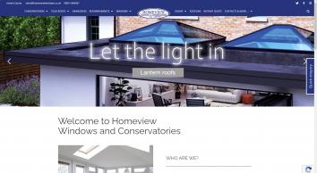 Homeview Windows & Conservatories Ltd