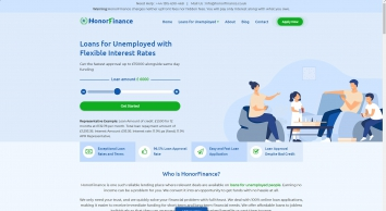 Recentfinance.co.uk a Direct lender in the UK for Unemployed