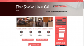 Floor Sanding Honor Oak, SE23 - Affordable Wood Floor Resurface, Professional Restoration.