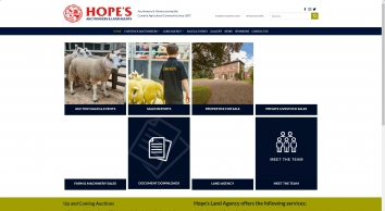 Hope\'s Auction Company | Auctioneers & Land Agents | Wigton, Cumbria