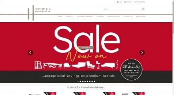 Hopewells The Furnishers Ltd