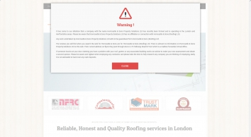 Horncastle & Sons (Roofing) Ltd
