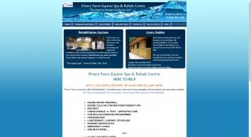 Priory Farm Equine Spa & Rehab Centre
