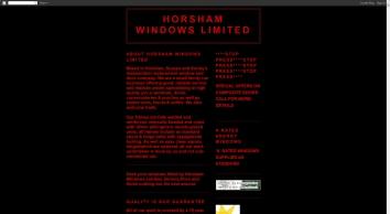 Horsham Windows Ltd