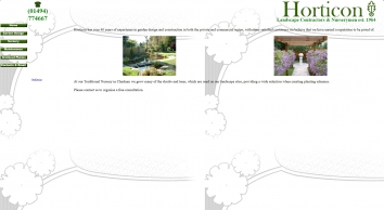 Horticon Landscape Contractors & Consultants