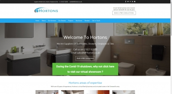 W H Horton
