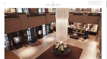 Cafe Royal Hotel