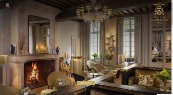 → Hôtel d\'Aubusson Paris   Hôtel 5 étoiles Paris 6ème   Officiel