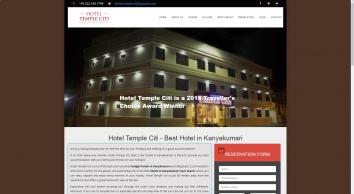 Hotel in Kanyakumari