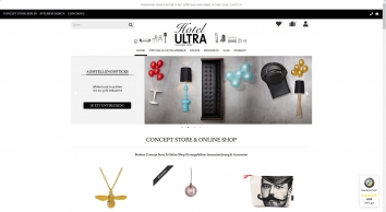 Hotel ULTRA Concept Store