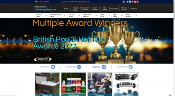Hot Tub Suppliers.com | UK Award Winners | Cheap Hot Tubs For Sale UK