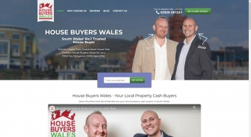 House Buyers Wales