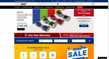 HOVERBOARD For Sale UK   Buy HOVERBOARDS® Online - £199.99
