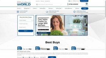 Howards Electricals | Kitchen & Domestic Appliance Centre in Stoke