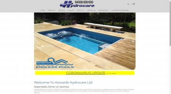 Howards Hydrocare Ltd