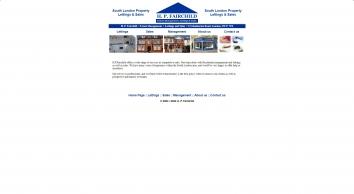 H P Fairchild Ltd