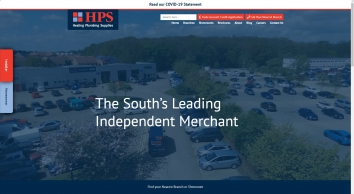 Plumbing Supplies | Plumbers Merchants | HPS