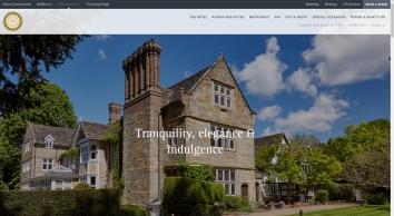 Ockenden Manor Hotel & Spa | Luxury Hotel - Cuckfield, West Sussex