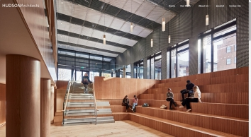 Hudson Architects, Norwich, UK