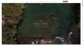 Luxury Accommodation Taupo - Huka Lodge