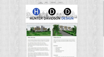 Hunter Davidson Design - Home