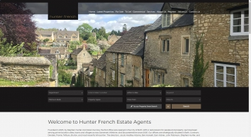 Hunter French Estate Agents - Bath, Corsham, Devizes & Frome Estate Agents