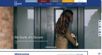 Hurst Plastics Ltd