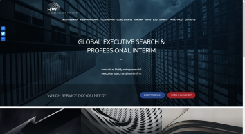 Executive Search & Interim Management London, Leeds, Manchester