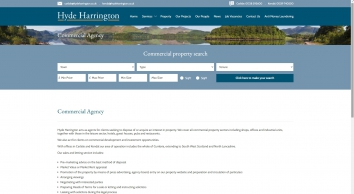 Commercial Estate Agents | Cumbria, North West | Hyde Harrington | Hyde Harrington