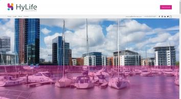 Hylife Investments Ltd, E14