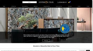 Quality Porcelain Floor Tiles   Hyperion Tiles Ltd
