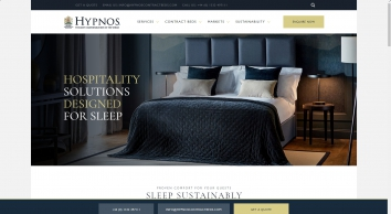 Hypnos Contract Beds Ltd