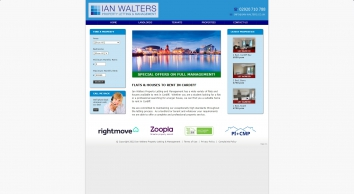Ian Walters Property Letting & Management, Cardiff