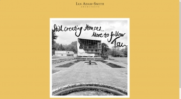 Ian Adam-Smith Architects