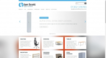 Ian Scott Office Furniture